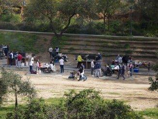 El Ayuntamiento adopta medidas para proteger el Parque Moret