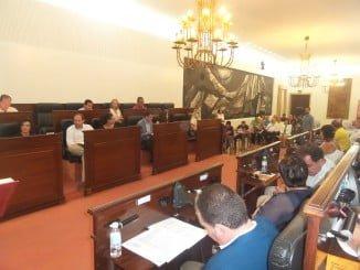 Diputación ha celebrado un pleno extraordinario para la modificación de créditos