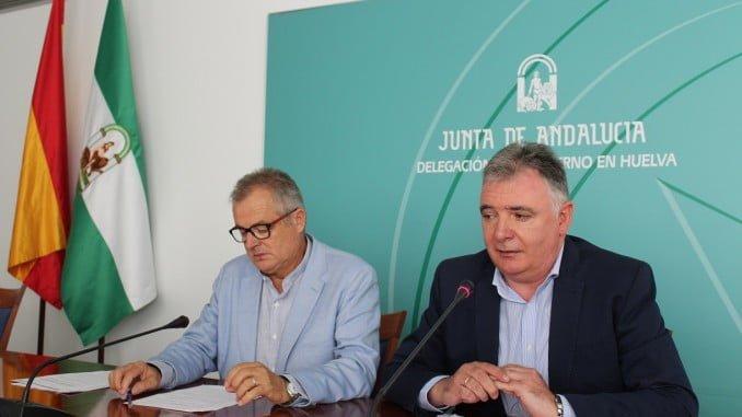 Romero y López presentan el Programa de Ayuda a la Contratación y el Plan Concertado
