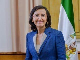 Rosa Aguilar ha realizado su primera visita a Huelva como