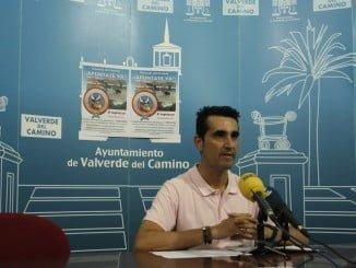 Presentación del próximo Gran Prix en el Ayuntamiento de Valverde del Camino