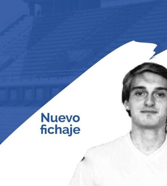 Sergio González, nuevo juegador del Recre