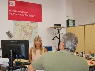 Oficina de Atención al Ciudadano en la Subdelegación del Gobierno en Huelva