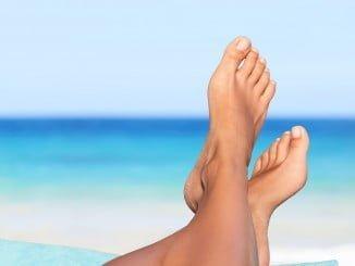 Los podólogos nos recuerdan la necesidad de cuidar los pies siempre, pero más en verano