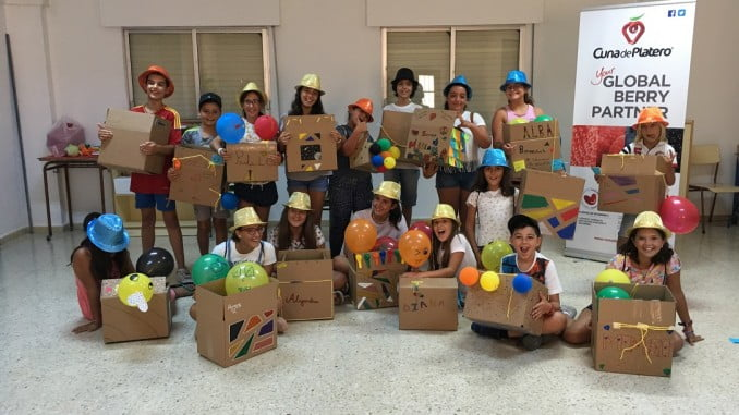 Los niños han descubierto sus emociones y se les ha introducido el cuidado y respeto de su entorno