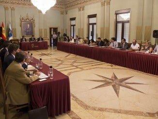 El Ayuntamiento de Huelva celebra el Debate sobre el Estado de la Ciudad