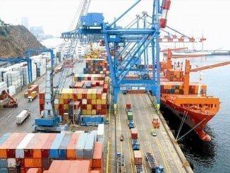 España sigue aumentando el volumen de mercancías exportadas
