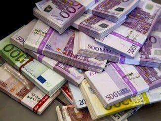 La renta nacional alcanza los 276.775 millones y la renta nacional disponible los 273.44