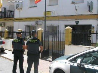 La Guardia Civil ha detenido a cinco varones e investiga a otros cinco