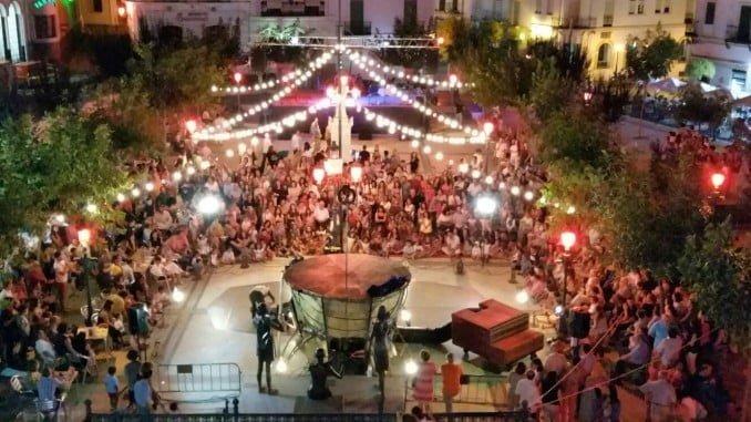 La Noche Blanca de Aracena, una velada intensa en torno a lo cultural