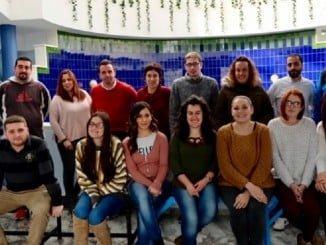 Grupo participante en la II Lanzadera de Empleo
