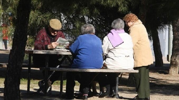 La pensión media de jubilación sube un 2,01% más que el año pasado
