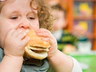 La mala alimentación es una de las causas de obesidad infantil
