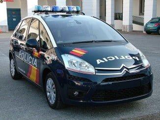La Policía Nacional ha detenido a los dos presuntos autores del robo