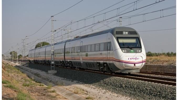 Tren Huelva-Madrid