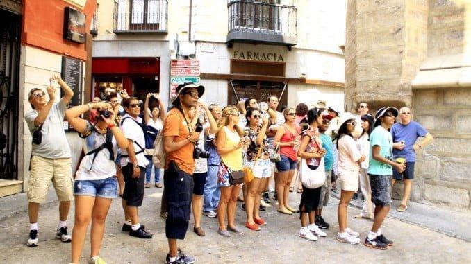 España fue visitada en 2017 por 81,4 millones de extranjeros