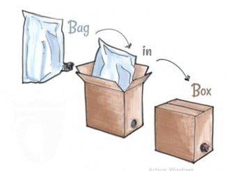 Vinos bag in box