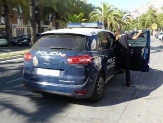 La Policía Nacional frustró el robo en un centro de estética de Huelva