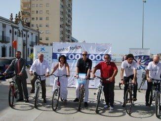El reto realizará un recorrido de más de 2.000 kilómetros de Portugal a Francia