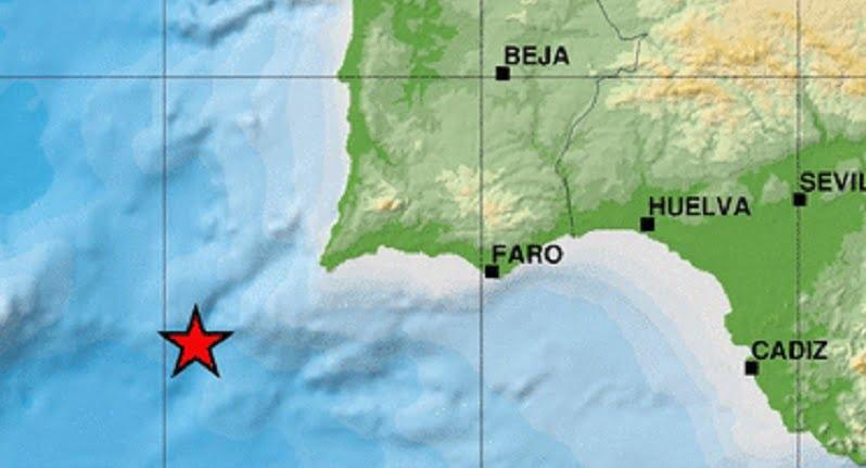 170806 Los dos terremotos se han detectado en zonas muy próximas