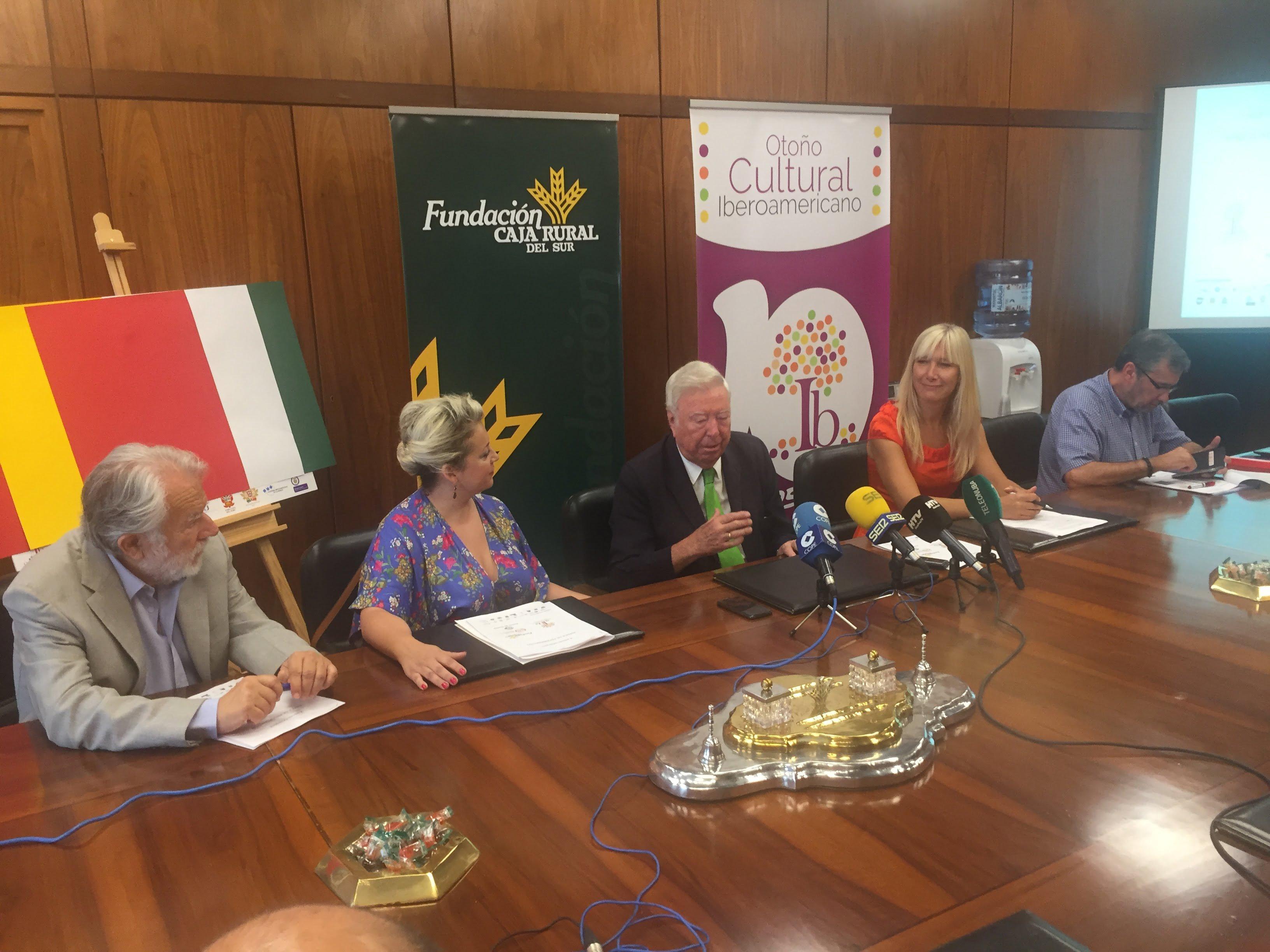 El presidente de Fundación Caja Rural del Sur, entidad impulsora del OCIb, valoró muy positivamente la consolidación del mismo al cumplir su X Edición.