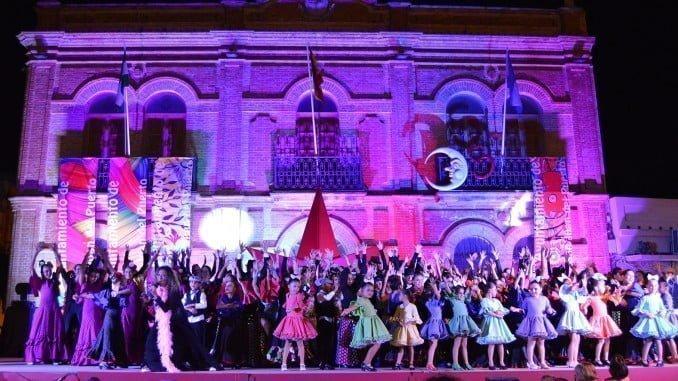 Tercer día de 35 Semana Cultural en San Juan del Puerto.
