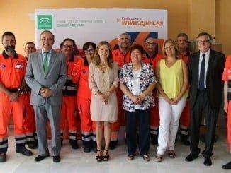 Marina Álvarez ha entregado en Málaga esta distinción a la Empresa Pública de Emergencias Sanitarias, subrayando el compromiso de sus profesionales con una asistencia pública de calidad en situaciones críticas