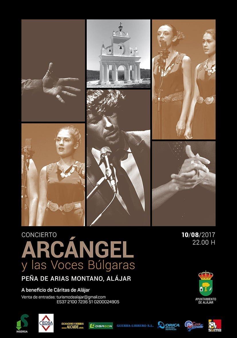 Arcángel estará acompañado por las Voces Búlgaras en un espectáculo único