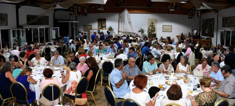 Cena solidaria de Madre Corjae en el Real Club Náutico de Cádiz