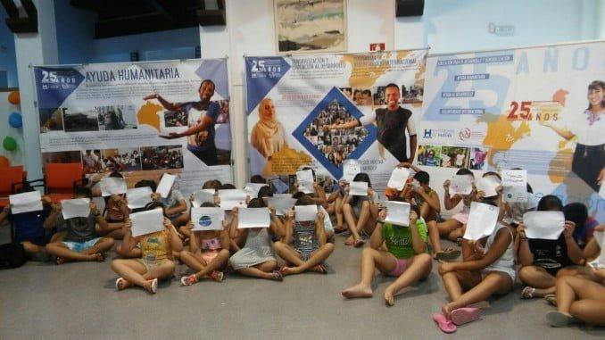 Diputación y Encuentros del Sur realiza acciones de sensibilización en cuatro municipios del Condado