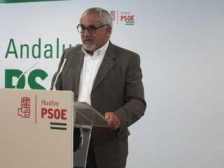 Diego Ferrera a cusa al PP de desprestigiar la sanidad pública en Huelva