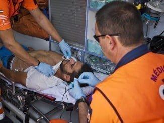 El servicio de emergencias sanitarias activó sus equipos asistenciales en 1.823 ocasiones