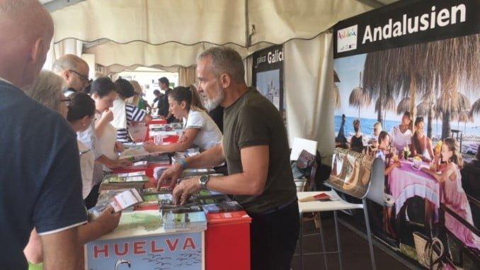 Huelva ha estado presente en la 'Spaniem am Main', celebrada del 25 al 27 de agosto