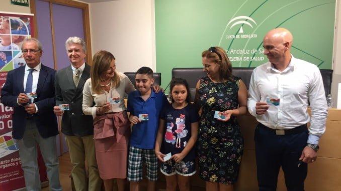 La generosidad de 252 familias que han dicho sí a la donación ha permitido que se hayan llevado a cabo  563 trasplantes