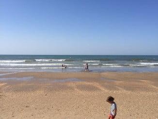Playa de Islantilla, una playa con garantía de calidad en sus aguas