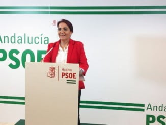 González Bayo pide al Gobierno que atienda a los hogares de Huelva que no reciben ninguna prestación