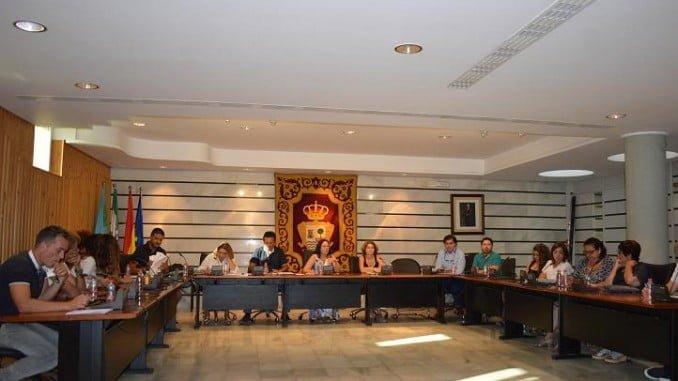 Pleno extraordinario en Punta Umbría para aprobar los presupuestos