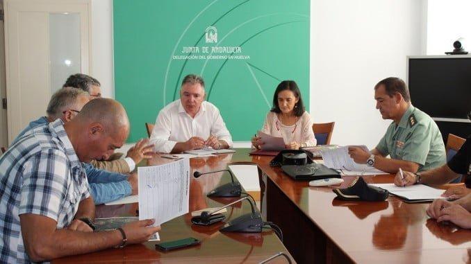 Nueva reunión del Gobierno y la Junta para abordar los incendios forestales