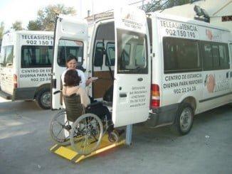 La empresa Asisttel presta el servicio de ayuda a domicilio en Lepe