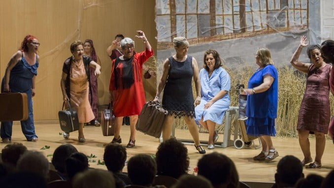 Los talleres de teatro, una de las iniciativas del Consejo Local de la Mujer