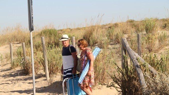 Se han contabilizado en Huelva en julio 148.675 viajeros y  684.027 pernoctaciones