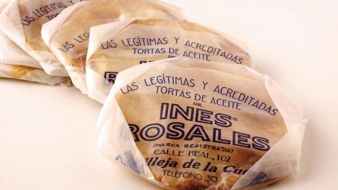 Las tortas de Inés Rosales, una de las marcas andaluzas que se venden bien en el exterior
