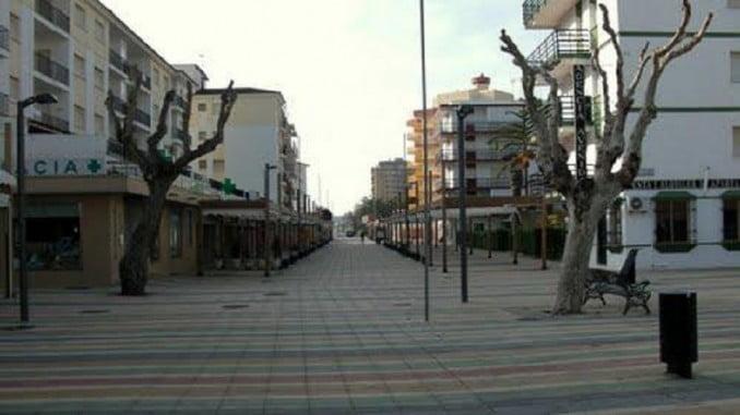 La avenida de Castilla y calles aledañas contarán desde mañana con mobiliario persuasivo de seguridad