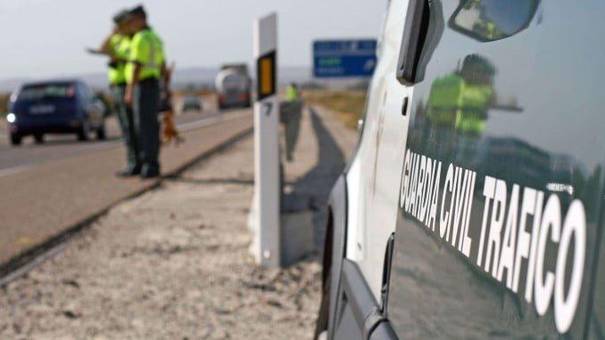 El dispositivo del control de velocidad en Huelva se extenderá hasta el 27 de agosto