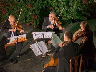 El Cuarteto de la Orquesta Sinfónica de RTVE pone el punto y final al Festival de Ayamonte