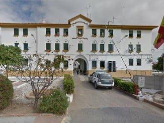 La Guardia Civil ha detenido al vigilante de seguridad de este restaurante de Ayamonte