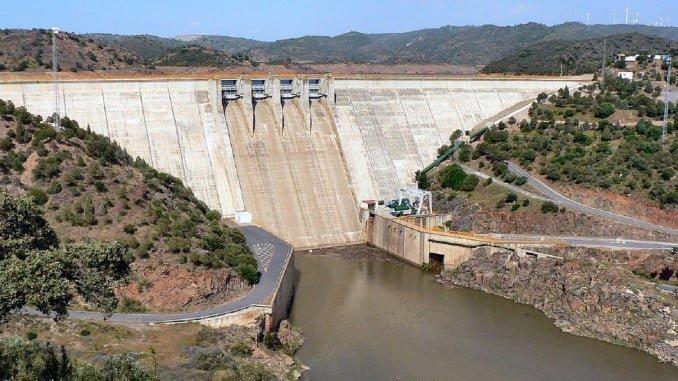 La reserva hidráulica española está al 45%