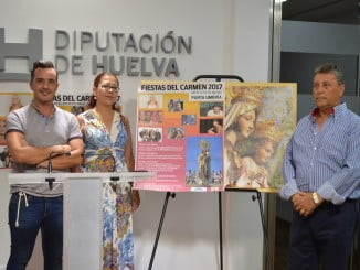 Presentación de la Feria de Punta Umbría 2017