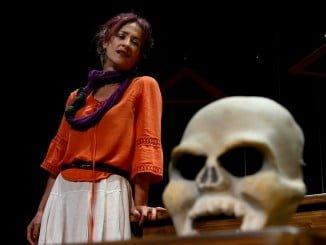 'Frida', producción de Iris Teatro sobre el texto premiado 'Frida Kahlo Viva la Vida', de Humberto Robles