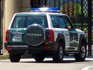 La Guardia Civil lleva varios meses de investigaciones